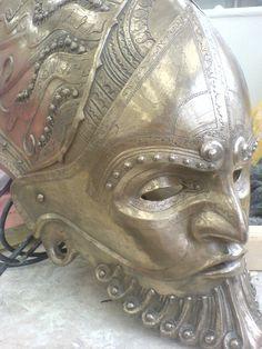 Close up of face detail by danielokeefe.deviantart.com on @DeviantArt