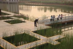 Tianjin Bridged - Qiaoyuan Post Industrial Park - Picture gallery