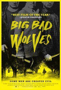 Büyük Kötü Kurtlar 2013 Filmi Türkçe Dublaj izle