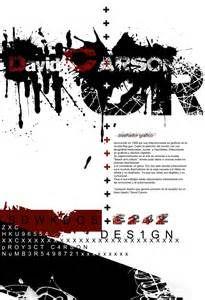david carson - Bing images