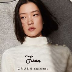 crushcollection 2016/09/30 11:19:27 We are so proud to collaborate with beauty Du Juan on her first capsule collection for CRUSH. Coming this fall.  #crushcapsule #dujuan