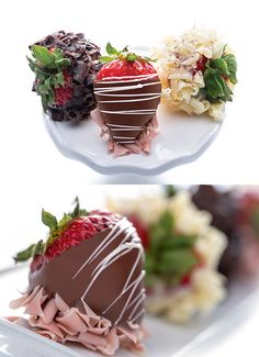 554 Best Chocolate Covered Strawberries Images On Pinterest In 2018