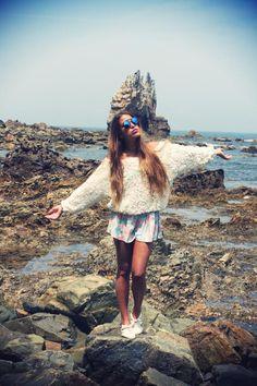 DREAMS DREAMS #fashion #summer #americanapparel #americanapparelgirls #meistershades #sexygirls #prettygirls #summerlove #getaway #paradise #freedom #happinesss #freespirit #driftingnomad #nomadlife #peace #love #longhair #perfecthair #pelopantene #longhairdontcare #dreams #youreadreamtome #infinite #longlostlover #musa #muse #beauty