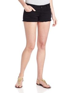 Siwy Women's It's Magic Shorts: These shorts are the perfect summer length. The fray will never shorten or thin, even after multiple washes. Long Shorts, Black Shorts, Casual Shorts, Denim Shorts, Jeans Pants, Short Skirts, Mini Skirts, Spring Shorts, Short Outfits