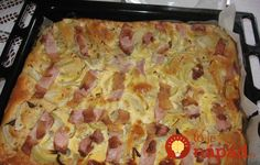 Archívy Recepty - Page 34 of 804 - To je nápad! Slovak Recipes, New Recipes, Vegan Recipes, Cooking Recipes, Favorite Recipes, Bread And Pastries, Food 52, Hawaiian Pizza, Ale