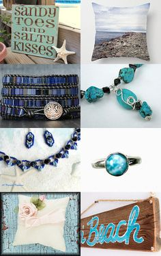 One last big summer bash... by Laurelee on Etsy--Pinned with TreasuryPin.com