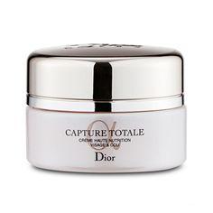 【肌の奥深くへエイジングケア効果をもたらすクリーム!】クリスチャンディオール   カプチュール トータル コンセントレート クリーム リッチ (Christian Dior)***カプチュール トータルのエイジングケア成分が、肌の奥深くから、よみがえるようなエイジングケア効果をもたらすと共に、たっぷりの水分を肌にもたらす、乾燥が進む寒い季節のためのコールド クリーム。
