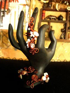 IMG_2507   Flickr - Photo Sharing! Palawan, Bangles, Bracelets, Copper Jewelry, Jewelries, Wire Wrapped Jewelry, Arts And Crafts, Pendants, Handmade