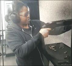 how not to fire a shot gun........ https://plus.google.com/+CaptainJack63/posts/7X2E9p4rJ7P
