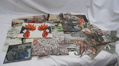 "VINTAGE CUTOUTS FOR CRAFTING, SCRAPBOOKING, OR ALTERED ART (STEAMPUNK):  PEOPLE, PLACES, & ANIMALS!    A MIXTURE OF APPROXIMATELY 31!    EXACT YEARS ARE UNKNOWN!    THE ""PINTEREST"" OF THE TURN OF THE LAST CENTURY!"