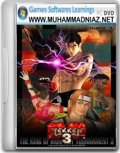 Tekken 3 Free Download Highly Compressed Full Version For PC