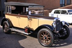 Austin 12 by UdoChristmann Vintage Cars, Antique Cars, Austin Cars, Cool Cars, 1920s, Classic Cars, Automobile, Motorcycles, British