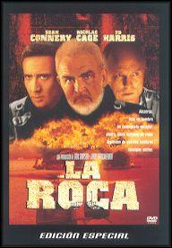 La Roca (1996) EEUU. Dir.: Michael Bay. Acción. Dereito - DVD CINE 2067