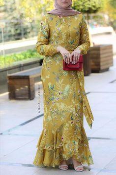 Amara Modest Dress | islamic clothing – ANNAH HARIRI