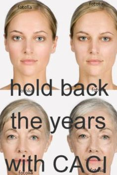 Look 10 years younger with CACi Non-Surgical Face-lift