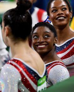 ❤️ Team Usa Gymnastics, Gymnastics Images, Artistic Gymnastics, Olympic Gymnastics, Olympic Sports, Olympic Team, Gymnastics Girls, Olympic Games, Gymnastics History