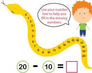 Number lines explained | How to use a number line | Primary school maths | Primary school numeracy | Learning to count | TheSchoolRun.com