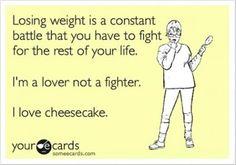 oh yeah, Cheesecake will always win my love.