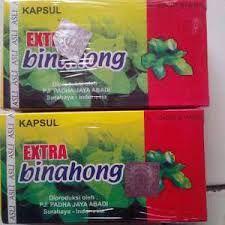 Capsule Extract Binahong For Rheumatics