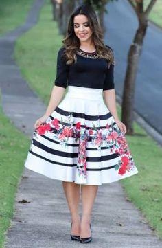 Floratta Modas - Moda Evangélica - A Loja da Mulher Virtuosa