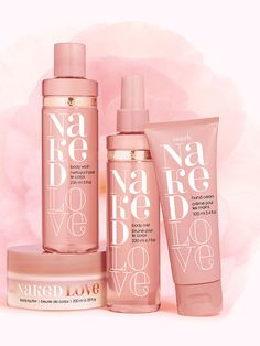 The mark. Naked Love Collection features fresh notes of apricot nectar, white…