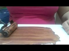 Craquelar fimo. Polymer clay crackle. - YouTube