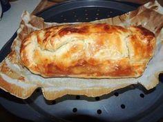 filet mignon, pâte feuilletée, moutarde, crème fraîche, gruyère râpé, poivre, Sel, boursin
