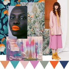 Pattern People | Color Palette