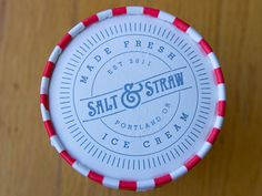 We Try Portland Craft Beer Ice Creams from Salt & Straw – Tyler Charoen We Try Portland Craft Beer Ice Creams from Salt & Straw beer infused ice cream flavors Bourbon Ice Cream, Beer Ice Cream, Ice Cream Logo, Fruit Ice Cream, Ice Cream Flavors, Stationery Paper, Stationery Design, Cookie Display, Craft Bier