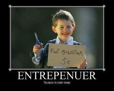 Need some motivation, check out these funny pictures of people at their worst with a smile. Nothing is truly more inspiring that a good laugh. Funny Images, Funny Pictures, Funny Pics, Demotivational Posters, Young Entrepreneurs, Starting Your Own Business, Successful Business, Happy Kids, Laugh Out Loud