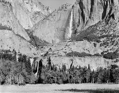 Yosemite Falls - Wista 45DX - Ilford FP4