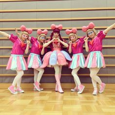 Kyary Pamyu Pamyu I really  want one of theese out fits