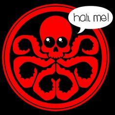 Hail Me! - Aren't You A Cute Lil Supervillain!