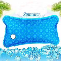 Cooling Mat,Cool Pillow Ice Pillow,Water Filling,Ice Chair Pad,Water Seat For By for sale online Water Pillow, Student Office, Scandinavian Dining Chairs, Pvc Fabric, Pregnancy Pillow, Pillow Reviews, Mattress Pad, Stay Cool, Diy Chair