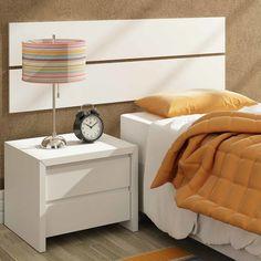 Encosto para a cabeça, conforto, e complemento na decoração. As cabeceiras são essenciais no quarto.