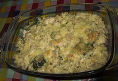 Csirkés-brokkolis tészta Nyunyi27 konyhájából