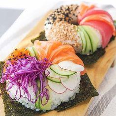 Trend alert : sushi donut
