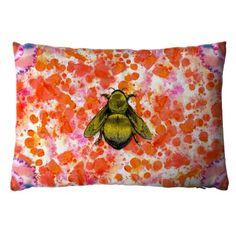 Timorous Beasties Cushions - Omni Splat Bee