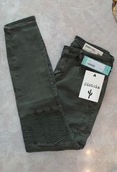 I have been wanting to try a moto style pant.