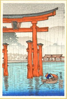 Selection of Fine Art, Vintage Arts for sale by Era Woodblock Prints. Kunst Online, Online Art, Japanese Art Prints, Art Occidental, Ghibli, Japan Painting, Chinese Art, Chinese Painting, Japan Art