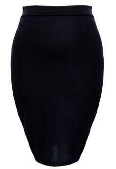 Caro amante novas Saia feminino senhoras saias lápis 2014 Cluwear Casual cintura alta Sporty Marinha saia com Straps Accent LC71069 em Saias de Roupas & acessórios no AliExpress.com | Alibaba Group