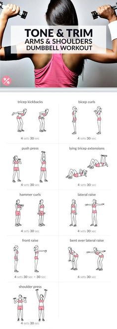 Arm And Shoulder Workout