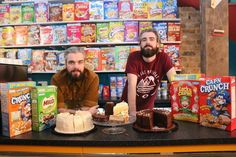 15 Things We Learned At London's First Cereal Cafe