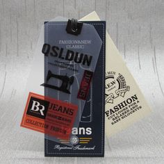 custom clothing hang tags