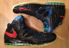 newest f5a34 34216 Detailed look at the Nike Air Max Hyperposite AREA 72 LaMarcus Aldridge PE  that LA wore in this year s All-Star Game.