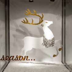 Holiday Windows 2013, Visual Merchandising Arts. School of Fashion at Seneca College.