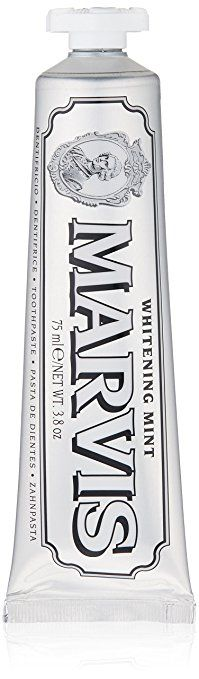 Marvis Whitening Mint Toothpaste Best Whitening Toothpaste, Teeth Cleaning, Luxury Beauty, Conditioner, Amazon, Mint, Bathrooms, Peppermint, Amazons