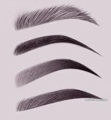Eyebrows Sketch, Eyebrows Goals, Thin Eyebrows, How To Draw Eyebrows, Permanent Eyebrows, Eyebrows On Fleek, Perfect Eyebrows, Drawing Eyebrows, Natural Eyebrows