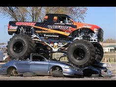 monster truck offroad legendskids gamesvideos for childrencartoon games