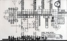 Free Time Node // Ron Herron // Archigram Cedric Price, Factory Architecture, Hand Sketch, Research Projects, Free Time, Westminster, History, Architects, Design